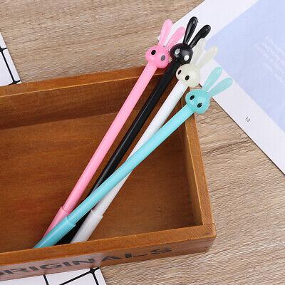 rabbit gel Pen Novelty School Office Supplies creative cartoon student pen G$ - Novelty Office Supplies