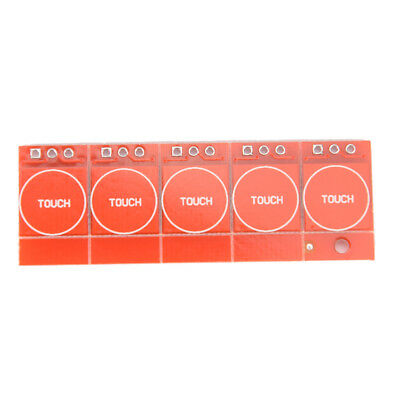 1pcs Ttp223 Capacitive Touch Switch Button Self-lock Module For Arduino Kwrs