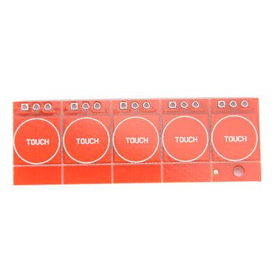 1pcs Ttp223 Capacitive Touch Switch Button Self-lock Module For Arduino K Hmwiru