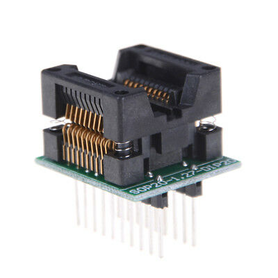 Sop20 To Dip20 20 Pin Programmer Adapter Socket Converter Board 1.27 Mm Pitch S