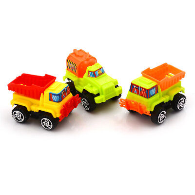 Mini Plactic Construction Engineering Dump Truck Model Classic Gift car ToyBLCA