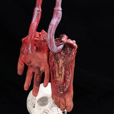 Simulation Tricky Human Parts Body prop for Halloween Bar Haunted House - Body Parts For Halloween Props