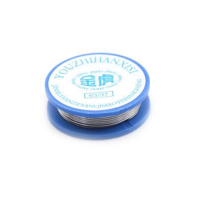 0.7mm 6337 New Welding Iron Wire Reel Tin Lead Line Rosin Core Solder Wirept