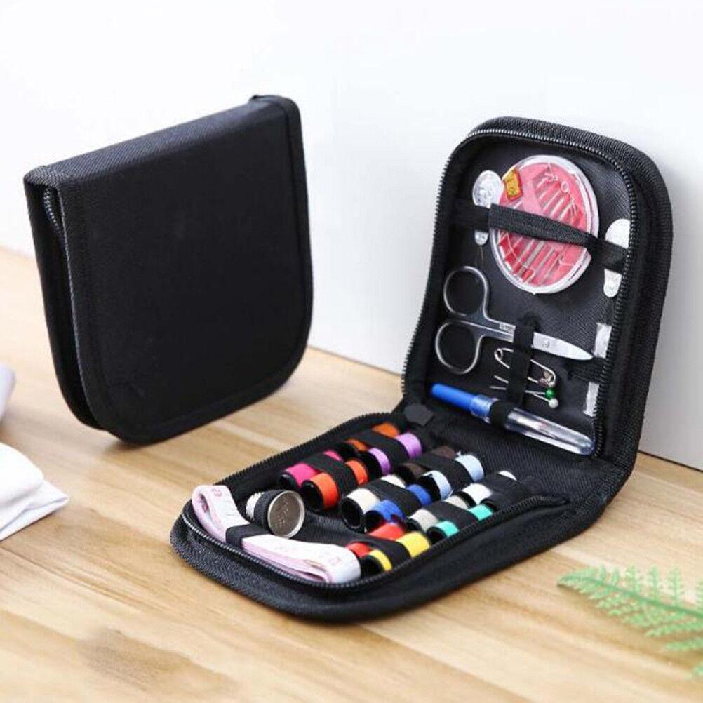 10Pc voyage à domicile kit couture étui à aiguille fil de ciseaux Set handcraft