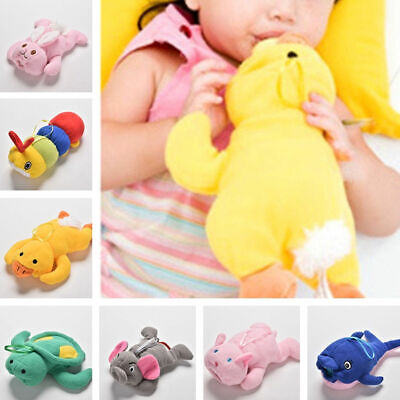 Baby Kid Milk Bottle Plush Pouch Soft Covers Bag Keep Warm H