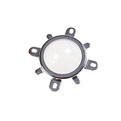 1 Set Led 44mm Lens Reflector Collimator Fixed Bracket For 20w-100w Led .me