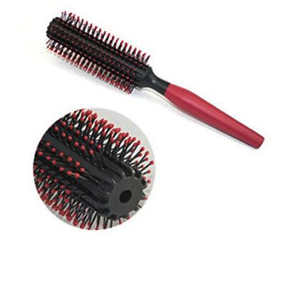 Women Round Hair Care Brush Hairbrush Salon Styling Dressing Curling Comb TCVV - $5.81