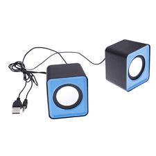 Multimedia Sound Box USB Mini haut-parleur pour ordinateur Bureau musique sté OC