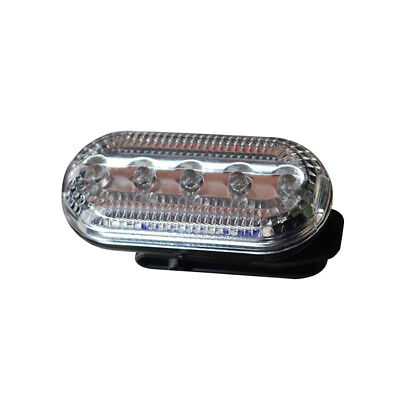 Blue Led Spotlight (Warning Flashing Light Surface Mount Red and Blue 5-LED Emergency Lights for)