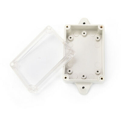 83x58x33mm Waterproof Plastic Electronic Project Cover Box Enclosure Case A