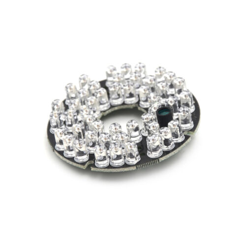 48 LED IR Infrared Illuminator 60 Degree Bulb Board For CCTV Security Camera PIC