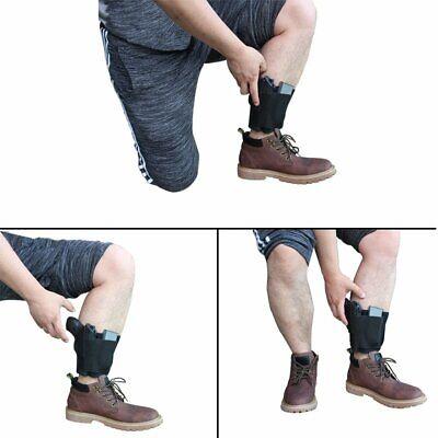 Ankle Holster for Men Women Best Leg Ruger LC9S L380 Glock 26 43 Black