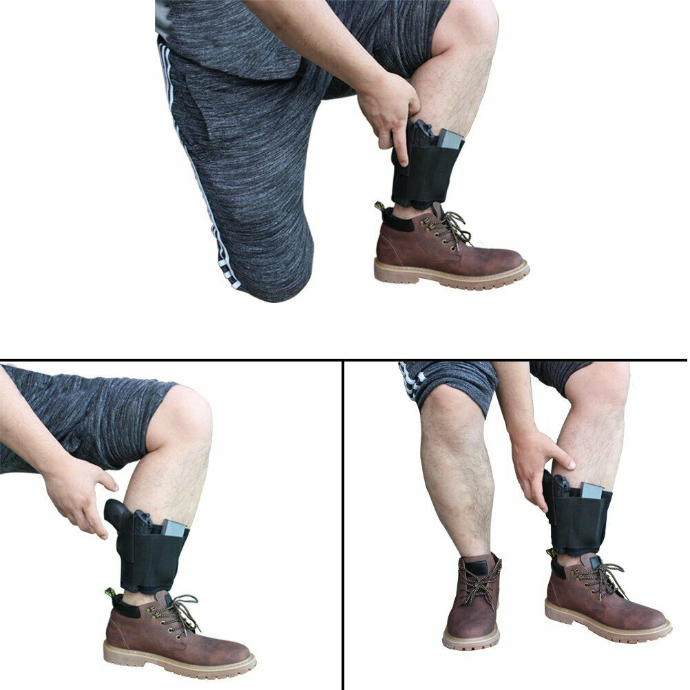 Ankle Holster for Men Women Best Leg Ruger LC9S L380 Glock 2