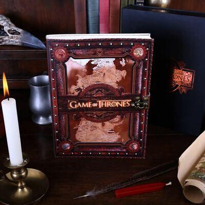 Game Of Thrones Seven Kingdoms Sammelobjekt Notizbuch - Verpackt Nemesis (Game Of Thrones Zubehör)