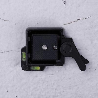 Clamp & quick release qr plate for tripod monopod ball head camera9UK
