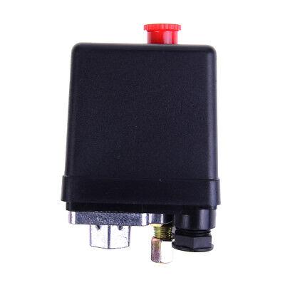 Pressure Supplied Air - Factory supplied 220V air compressor pressure control switch valve plastic TJKU