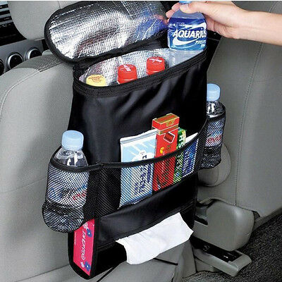 Baby Care Organizer Bags For Car insualtion Water/Milk Bottl