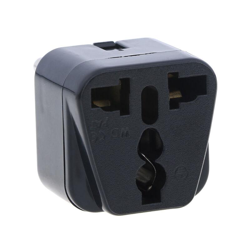 Universal travel US AU UK to India Sri Lanka/Nepal plug power convertor adap RAS