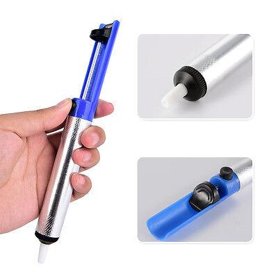 Aluminum Solder Sucker Desolder Pump Solder Iron Remove Remover Tool Tin P P