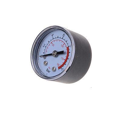 0-180psi Air Compressor Pneumatic Hydraulic Fluid Pressure Gauge 0-12bar Ky
