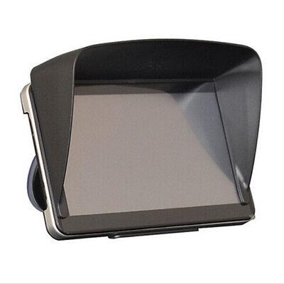 7 Inch Sun Shade Sunshade*Sunshield Visor Anti Glare Car GPS Navigator Access ÉÉ