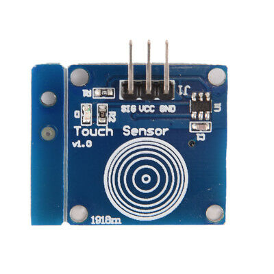 Ttp223b Digital Touch Sensor Capacitive Touch Switch Module For Arduino Pip Toga