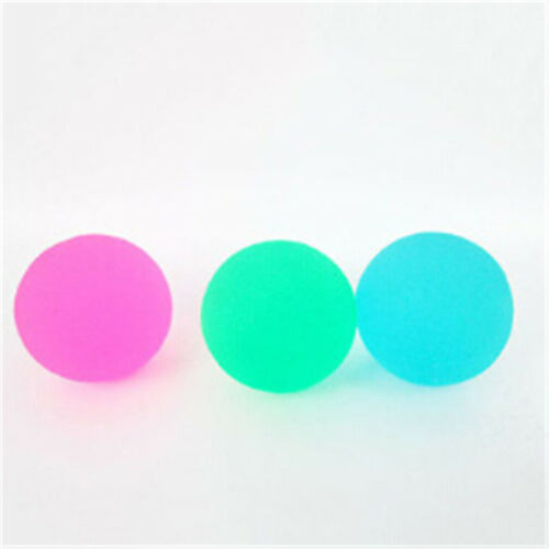10PCS Creative Rubber Bouncing Jumping Ball 27mm Kids Children Game Toy Giftlo
