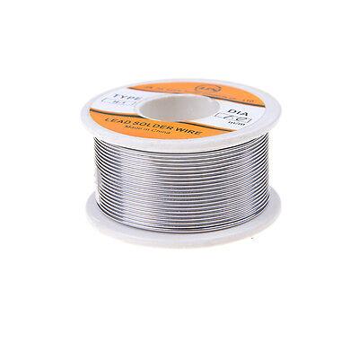 1mm Rosin Core Solder 6337 Flux Soldering Welding Iron Wire Reel 100g New Xed