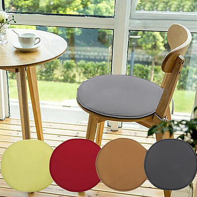Indoor Dining Garden Patio Home Office Kitchen Round Chair Seat Pads*Cushion JB ()