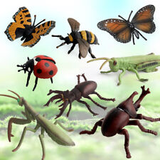 Simulation Animals Model Insect Stag Beetle Spider Honeybee Butterfly Model new~