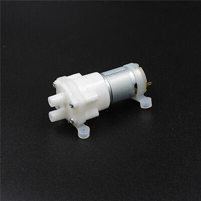 Priming Diaphragm Pump Spray Motor 12v Micro Pumps For Water Dispenser Suct V