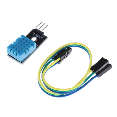 1x Dht11 Temperature And Relative Humidity Sensor Module For Arduino Rs