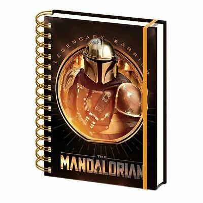 Star Wars The Mandalorian Bounty Hunter A5 Wiro Notebook