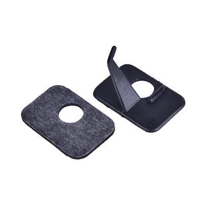 Arrow Rest Plastic Recurve Bow Right Hand Black Color shooting accessories AJB
