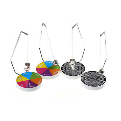 Creative Decision Maker Pendulum Dynamic Desk Toy Magnetic Swinging Game X  C WQ ()