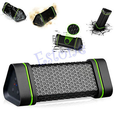 EARSON Waterproof Shockproof Wireless Bluetooth Stereo Speaker For iphone ipod on Rummage