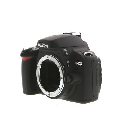 Nikon D40 Body - Nikon D40 6.1MP Digital SLR Camera (Body Only)