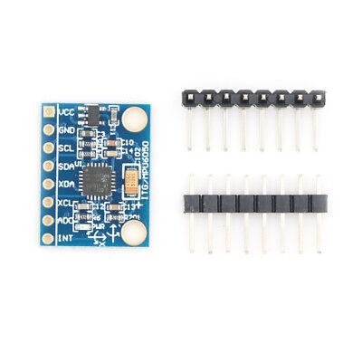 Mpu-6050 Module Gy521 3 Axis Gyroscopeaccelerometer For Arduino Mpu6050 Ly
