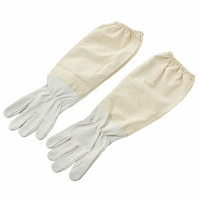 Beekeeper Beekeeping Gloves Ventilated Goat Skin Gloves Safeconfortabrcus
