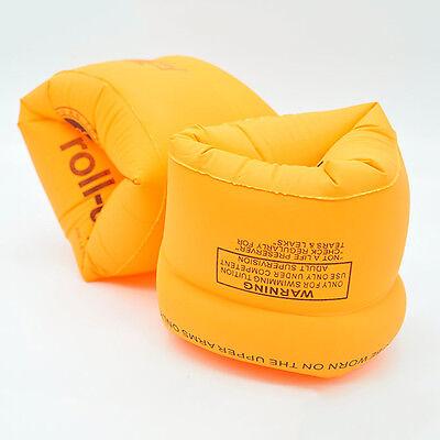 PVC aufblasbare Pool Strand Swim Aid Arm Bands Ring Flo… |