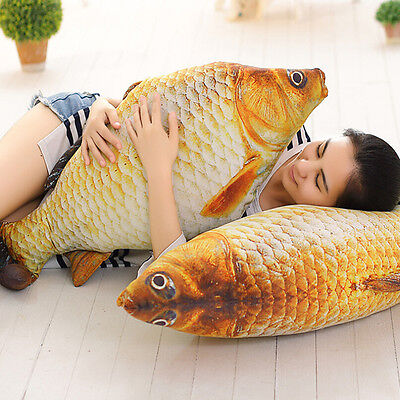 Small Throw Pillow (Design Creative Small Fish Shape Decorative Cushion Throw Pillow With)