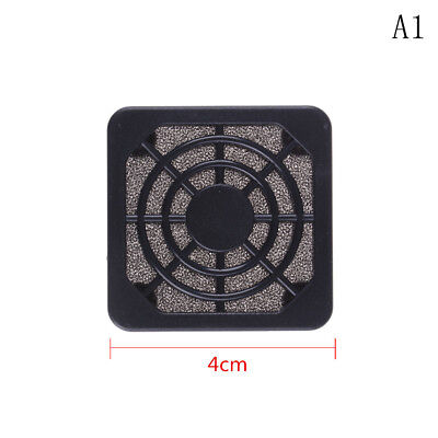 2x Dustproof 40mm Mesh Case Cooler Fan Dust Filter Cover Grill for PC Compu I ZN