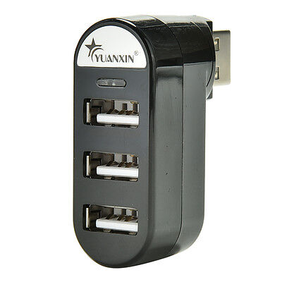 USB-кабель Mini 3 Port USB 2.0