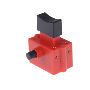 10A FA2-10/2B DPST Self-locking Electric Drill Tool Trigger Switch 125V/250VYT