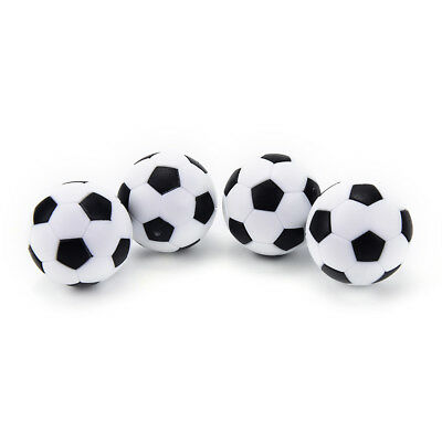 4pcs 32mm Soccer Table Foosball Ball Football for Entertainment  nK