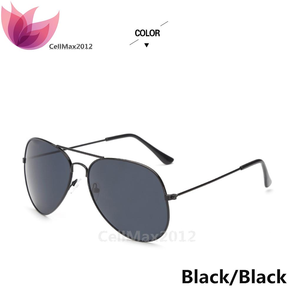 Black / Black Lens