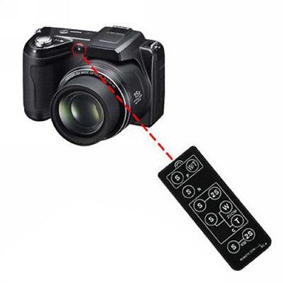 IR Wireless Remote Control for Nikon Canon Pentax Konica DSLR CameraF9P Pentax Remote Control