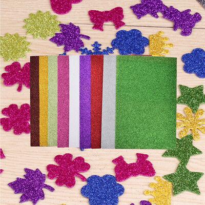 10Pcs 27.5*20cm EVA Foam Sheets A4 Handmade Paper Fun Kids Craft Gift F HV](Fun Foam Sheets)