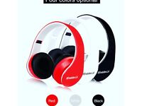 Bluetooth headphones wireless active noise cancelling with microphone