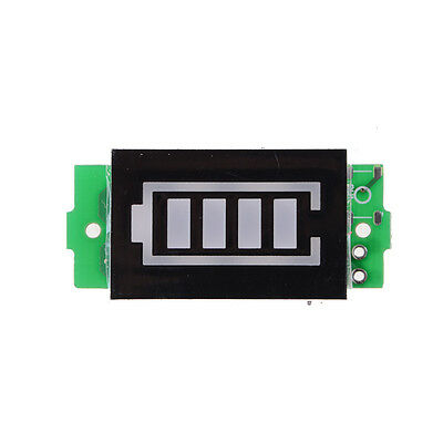 Li-po Battery Indicator Display Board Power Storage Monitor For Rc Battery Jkhwc